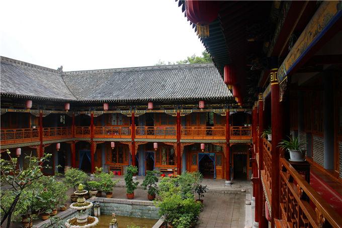 新县中华园酒店