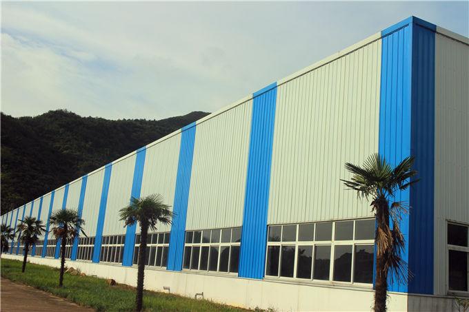 河南宾利皮业有限公司-钢结构1#厂房